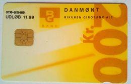 DANMONT 200 Kroner Yellow - Denmark