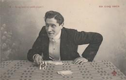 Cartes à Jouer : En Cinq Secs : N°4 ( Tu As Bien Un Petit Pique ! ) - Cartes à Jouer
