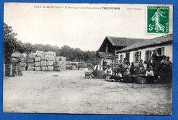 Vieux Boucau  -  Fabrique De Bouchon Thevenin - Vieux Boucau