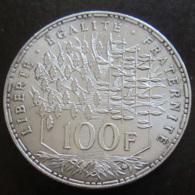 France - Monnaie 100 Francs Panthéon 1983 En Argent - SUP - France