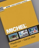 Michel Pfadfinder Katalog 2018/2019 Neu 70€ Scouts Alle WELT Stamp S/s Catalogue Of The World ISBN978-3-95402-197-0 - Topics