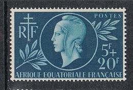 A.E.F. N°197 N** - A.E.F. (1936-1958)