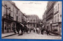 Mont De Marsan  -  Rue Gambetta - Mont De Marsan