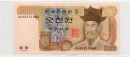 COREE Du SUD / Superbe Billet De 2002 UNC N° 51 Du Paper Money - Corea Del Sur