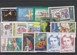 LOT 1525  POLYNESIE FRANCAISE  N° 843-856-857-858à868 ** - French Polynesia
