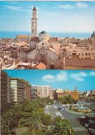 °°° 2 Cartoline Bari Viaggiate °°° - Bari