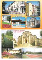 SAINT RAMBERT D'ALBON. 2 CP Multivues - France