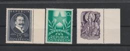 Mi. Nr. 934, 935, 936 Postfrisch - 1945-60 Ungebraucht