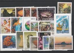 LOT 1529  POLYNESIE FRANCAISE  N° 934 à 941-948 à 959 ** - French Polynesia