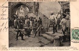 CPA NAPOLEON ET SON EPOQUE - MORT DE MARCEAU PAR BOUTIGNY - History