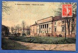 Châlon Sur Saone  -  Palais De Justice - Chalon Sur Saone