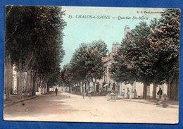 Châlon Sur Saone  -  Quartier Ste Marie - Chalon Sur Saone