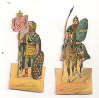 DECOUPIS ANNEES 30 / GAULOIS ET ROMAINS / VERCINGETORIX / GRANDE BALISTE  E2 - Other Collections