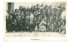 BERSAGLIERI PRIMA GUERRA MONDIALE MILITARI - Guerra 1914-18