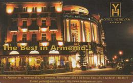 ARMENIA - Hotel Yerevan, ArmenTel Telecard 50 Units, Exp.date 31/12/06, Tirage 5000, Sample No Chip And CN - Armenien