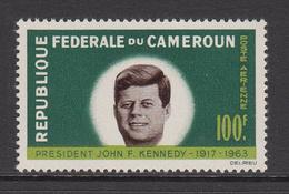 1964 Cameroun John F Kennedy Set Of 1 MNH - Cameroon (1960-...)