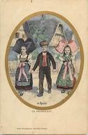 Themes Div- Ref Y985- Illustrateurs - Illustrateur -enfants - En Alsace -la Promenade - - Illustrateurs & Photographes
