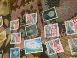 USA PARCHI NAZIONALI - Francobolli