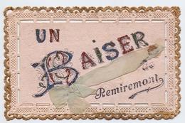 CP - Un Baiser De Remiremont - Souvenir De...