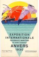PK - Wereldtentoonstelling Antwerpen 1930 - Exposition Internationale Anvers 1930 - Expositions
