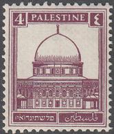 PALESTINE       SCOTT NO. 66       MINT HINGED      YEAR  1927 - Palestine