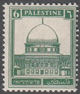PALESTINE       SCOTT NO. 68       MINT HINGED      YEAR  1927 - Palestine