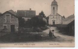 ARGILLIERES PLACEDE L EGLISE - France
