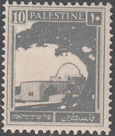 PALESTINE       SCOTT NO. 73       MINT HINGED      YEAR  1927 - Palestine