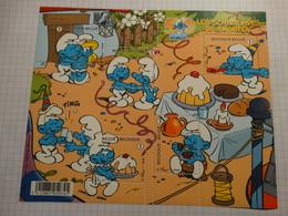 Belgié-Belgique 2008-BL - Les Schtroumpfs/de Smuren.. Neuf** - Philabédés (comics)
