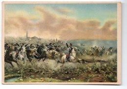 ARMA DEI CARABINIERI LA CARICA DI PASTRENGO SACRO BATTESIMO DELL'ARMA BENEMERITA 30 APRILE 1848 - Régiments