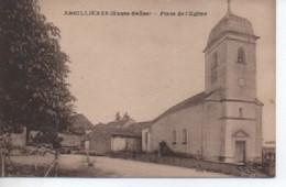ARGILLIERES PLACE DE L EGLISE - Frankreich