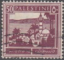 PALESTINE       SCOTT NO. 78      USED     YEAR  1927 - Palestine
