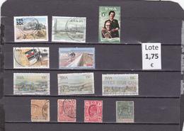 Namibia  S.W.A.-  Lote  12  Sellos Diferentes -  11/10209 - Namibia (1990- ...)