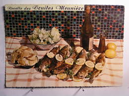 Recettes - Truites Meunières - Recipes (cooking)