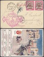 SOUDAN 1902 CP PUBLICITAIRE De SAWAKIN Vers ALLEMAGNE  (DD) DC-0590 - Soudan