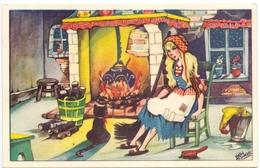 PK - Assepoes - Sprookjesbos Valkenburg - Illustr Nejiv Donker - Fairy Tales, Popular Stories & Legends