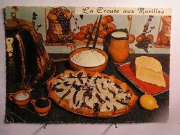 Recettes - La Croute Aux Morilles - Recipes (cooking)