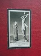 Elodie Deleu  Geboren Te Wevelgem 1881 En Overleden  1924  (2scans) - Godsdienst & Esoterisme