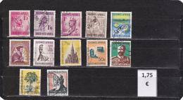 Namibia  S.W.A.-  Lote  12  Sellos Diferentes -  11/10210 - Namibia (1990- ...)