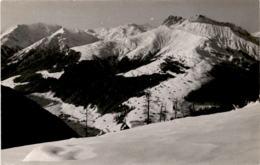 Lanersbach Im Zillertal - Winterreise 1951/52 - Zillertal