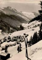 Lanersbach, Tux, Zillertal Mit Schmittenberg, Olperer Und Tuxerberge * 23. 2. 1961 - Zillertal