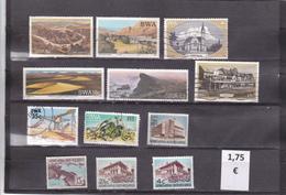 Namibia  S.W.A.-  Lote  12  Sellos Diferentes -  11/10211 - Namibia (1990- ...)