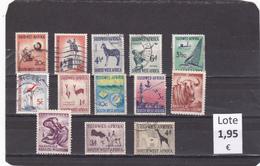 Namibia  S.W.A.-  Lote  13  Sellos Diferentes  FAUNA -  11/10212 - Namibia (1990- ...)