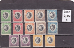 Namibia  S.W.A.-  Lote  14   Sellos Diferentes   -  11/10213 - Namibia (1990- ...)