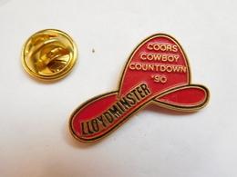 Beau Pin's , Biére Coors  , Birra , Beer , Braü , Cerveza , Cowboy Countdown , Lloydminster , Chapeau , Canada - Beer