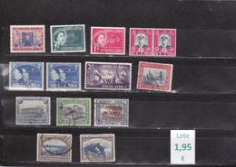 Namibia  S.W.A.-  Lote  14   Sellos Diferentes   -  11/10215 - Namibia (1990- ...)