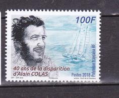 POLYNESIE  ALAIN COLAS MNH ** - French Polynesia