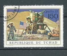 TCHAD  Yvert  PA N° 103  Oblitéré - Chad (1960-...)