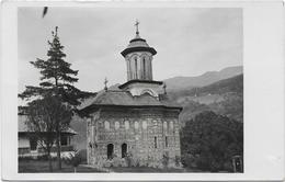 CPSM - BISERICA LUI BOGDAN DELA COZIA VALCEA - L'EGLISE DU BOGDAN AU COZIA - ROMANIA - Roumanie