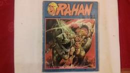 RAHAN N°22 (nouv.collection.) Des Eaux Profondes Au Dieu Soleil.1981 (fin R10) - Rahan